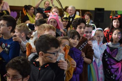 Fettdonnerstag in der Lindenschule – Die Piraten sind los