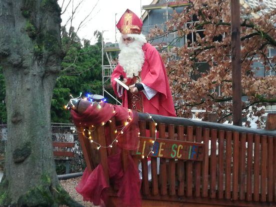Sei gegrüßt, lieber Nikolaus…